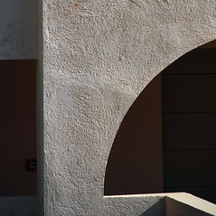 Sometimes Architecture Can Throw You a Curve! (antonychammond) Tags: light shadow abstract building architecture concrete curve rhizome vpu1 ruby5 ruby15 vpu2 vpu3 vpu4 vpu5 vpu6