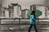 Caminando bajo la lluvia/Walking in the rain (Guijo Córdoba fotografía) Tags: theperfectphotographer gijon asturias españa spain nikond70s guijocordoba nikonflickraward lluvia rain