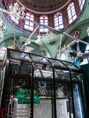 _7054904.jpg (Syria Photo Guide) Tags: city minaret tomb mosque syria ottoman damascus          damascusgovernorate damascusregion danieldemeter syriaphotoguide mohialdinbinarabimosque alsalhiyeh