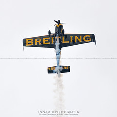 Nigel Lamb | Team Breitling | Winner of Red Bull Air Race Putrajaya 2014