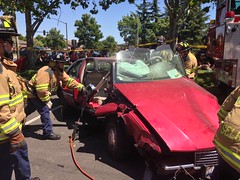 Jaws of Life Demonstration (34ENGINE34) Tags: chevrolet hitech spartan e34 americanlafrance t34 artwindfestival truck34 engine34 jawsoflifedemonstration rm34 sanramonvalleyfireprotectiondistrict srvfpd rescuemedic34 hitechevs