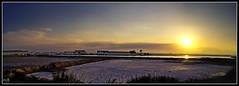 San Pedro de Pinatar. Junio 2014_1 (MSB.Photography) Tags: sunset sky españa clouds atardecer spain sony salinas murcia cielo lamanga hdr saltworks sanpedrodepinatar nex7