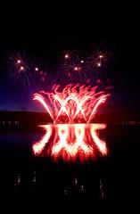 Theatrum Pyroboli - Fire Souls II. (The Adventurous Eye) Tags: souls fire firework exhibition ii ignis 2014 ohostroj theatrum brunensis due pyroboli soutn ohniv