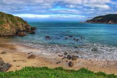 Otra vista de la playa de San Antn en Espasante - Another view of St. Anton beach at Espasante (Ortigueira-Galicia-Spain) (Luis_Alfaro_) Tags: sea espaa costa beach mar spain playa galicia playas