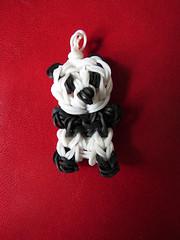 Loomen (Dimormar!) Tags: handmade handwerk pandabeertje loomen