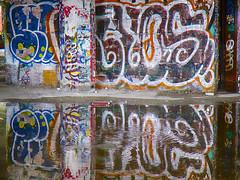Graffiti au Mile End -2