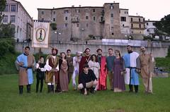 Si recita! (lacastellanadiscapezzano) Tags: corte medievale spettacolo medioevo gruppo giovani medioevale scapezzano attori recitazione combattimento rievocazione