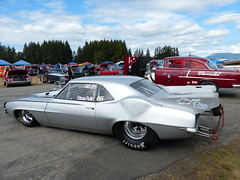 1969 Camaro ProStreet (bballchico) Tags: 1969 chevrolet camaro prostreet dragcar racecar stevepullin arlingtoncarshow carshow 1960s 206 washingtonstate arlingtonwashington