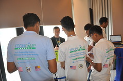 Youth from Cambodia, Burma, Laos, Thailand, and Vietnam Come Together for TechCamp H2.0 (USEmbassyPhnomPenh) Tags: phnom penh techcamp cambodia challenges waterway lower mekong young people social civil organisation resources fishing raintree innovative workspace
