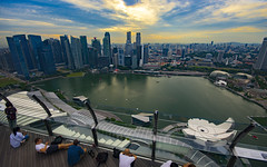 Patience, Singapore, 20161001 (G  RTM) Tags: singapore marina bay sands roof skypark observation deck