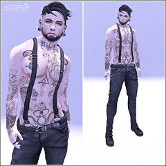 z (MachtEXTREM) Tags: egozy zen doux invictus sl secondlife style blog blogging blogger blogpost men mesh mom