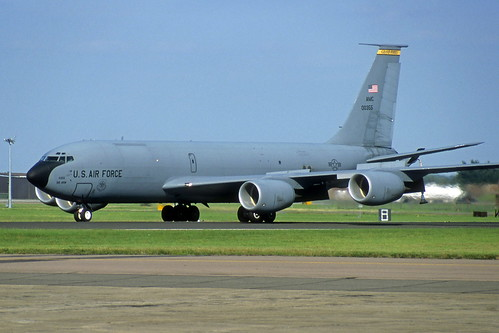 60-0355 KC-135R USAF