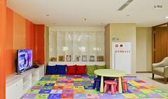 Kids play area (A. Wee) Tags: terminal3 cgk jakarta  airport  garudaindonesia lounge playground kids