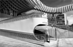 Metropol Parasol, plaza de la Encarnacion, Sevilla, Andalucia, Espana (claude lina) Tags: claudelina espana spain espagne andalucia andalousie sevilla sville ville town city architecture metropolparasol