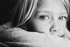 """I'm having a sad day."" (aamith) Tags: 35mm bokeh dof eyes sad girl kids sigmaart sigma"