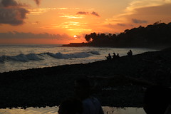Tunco Beach (abnerbarillas) Tags: beautifulplace beach elsalvador photographer canon sunrise