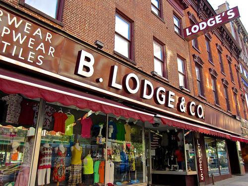 B. Lodge & Company, Albany, NY