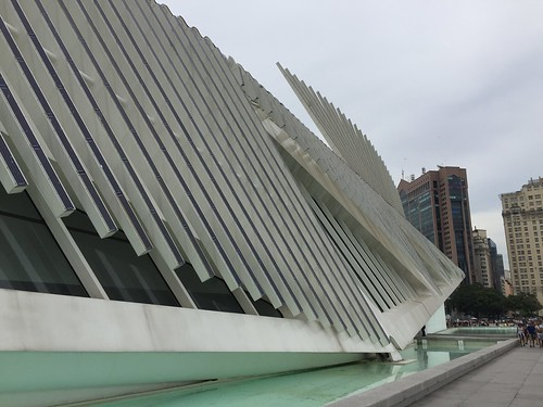 Museu do Amanhã, RJ.