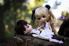 To Dream A Dream With Me (dreamdust2022) Tags: edgar allan poe sweet cute charming kind loving hug playful lonely sadness dreamy little young boy leilani podo yeolume happy pure heart tender kiss dream child magical girl doll
