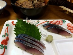 Vinegared Mackerel from Toyotaya @ NIpporiVinegared Mackerel from Toyotaya @ NIppori (Fuyuhiko) Tags:  vinegared mackerel from toyotaya nippori   tokyo