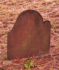 Old Clarkstown Reformed Church Cemetery (caboose_rodeo) Tags: 79 sandstone headstone rocklandcountyny carverjohnzuricher