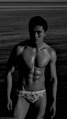 AESTHETICS (lensofchad04) Tags: mensphysique physique bodybuilding model photoshoot cebu philippines pinoy asian blackandwhite monochrome nikon nikonph nikonphotography nikonasia