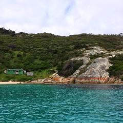 West Cove, Erith Island