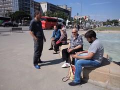 baixemalcarrer.poblesec.org (BAIXEM AL CARRER POBLE- SEC) Tags: gent gran voluntariat baixem al carrer