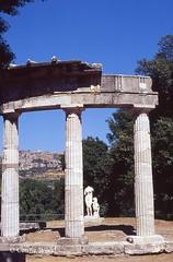 Tivoli - Villa Adriana - Tempio di Venere (Fontaines de Rome) Tags: tivoli villaadriana villa adriana tempiodivenere tempio venere