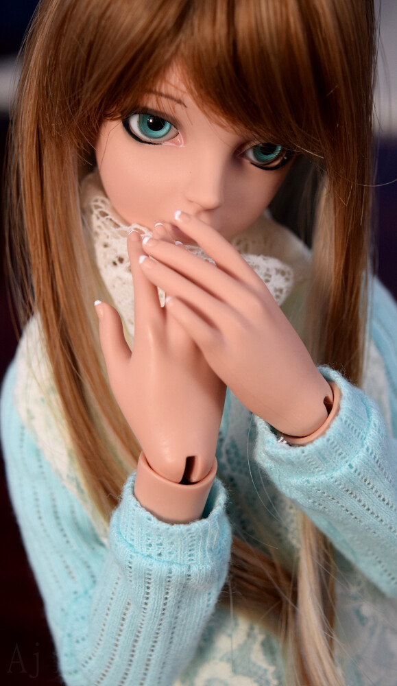 Delilah Blue Ajifox Tags Bjd Delilah Legitbjd Aquarius Doll Ella Light Tan