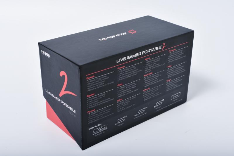 Avermedia LGP2 實況擷取盒 GC510 開箱