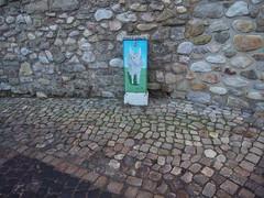 the donkey box (michaelmueller410) Tags: harz osterode steine wall naturstein kasten bild esel eselbild