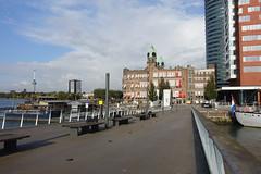 Wilhelminapier @ Kop van Zuid @ Rotterdam (*_*) Tags: rotterdam netherlands nederland europe city october 2016 autumn fall automne kopvanzuid island wilhelminapier