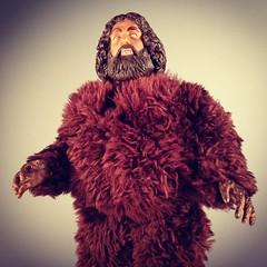 Bigfoot (WEBmikey) Tags: toys sixmilliondollarman smdm mego bigfoot bifbangpow