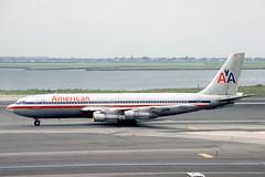 N7552A Boeing 707-123B American Airlines (pslg05896) Tags: n7552a boeing707 americanairlines jfk kjfk newyork