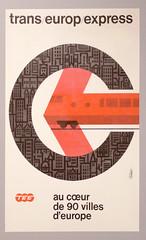 Cit du train (Mulhouse) (-ep-) Tags: typographie typo typography mulhouse citdutrain tee transeuropexpress