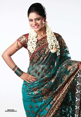 South Actress Deepika Das Traditional Photos Set-1 (23)