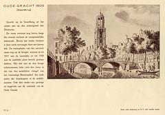 Utrecht Voorheen en Thans (Steenvoorde Leen - 2.5 ml views) Tags: utrecht 1923 1928 geschiedenis historie history grachten canal graben channel foss voorheen toen nu thans oldbuildings