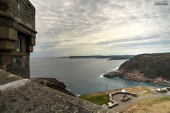 St-John's Bay (le Brooklands) Tags: cabottower d7000 hdrphotographic newfoundlandlabrador sigma1224mm stjohns stjohnsbay