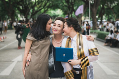 "QUAN_025 (also know as ""PapaPenguin"") Tags: chulalongkorn graduation photographer chula cu"