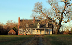 1780s & the leaning oak (ariel is . . .) Tags: oldhouse 18thcentury 1700s empty va centralvirginia oldoaktree leaning