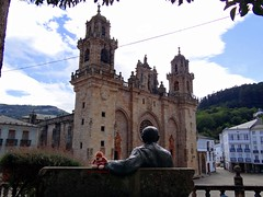 Mondoedo, Lugo, Galicia Espaa (Caty V. mazarias antoranz) Tags: mondoedo catedraldemondoedo lugo galicia provinciadelugo catedral nwn