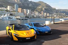 McLaren P1 & 675LT (SupercarLust) Tags: mclarenp1 mclaren675lt supercar hypercar monaco topmarques topmarquesmonaco topmarques2016 shmeemobile