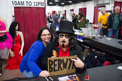 berwyn (timp37) Tags: sign berwyn illinois november 2016 chicago pop culture con convention nat nathalie svengoolie st charles