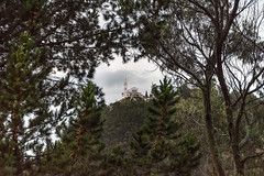 Monserrate (Maurcio Becerra) Tags: colombia bogota monserrate iglesia nature sabana mountains church nikond5500 nikon lights cloudy cerro