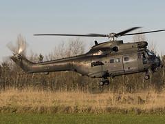 Royal Air Force | Aerospatiale (Westland) SA-330E Puma HC1 | XW212 (FlyingAnts) Tags: royal air force aerospatiale sa330e puma hc1 xw212 royalairforce westland sa330epumahc1 raf oldbuckenham egsv