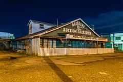 Brisbane Auction Galleries (stephenk1977) Tags: australia queensland qld brisbane bowenhills night auction galleries nikon d3300 wooden building