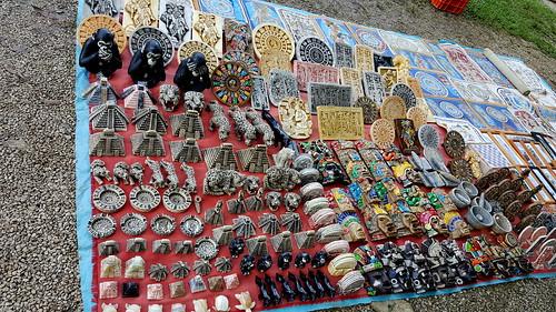 Souvenirs in Palenque