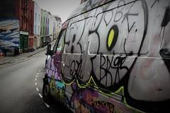 (alessandro nicomedi) Tags: uk murales bristol furgane colore città