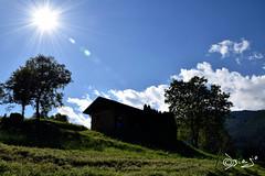 L'essenza della Vita! (Biagio ( Ricordi )) Tags: sole montagna nuvole italy trentino